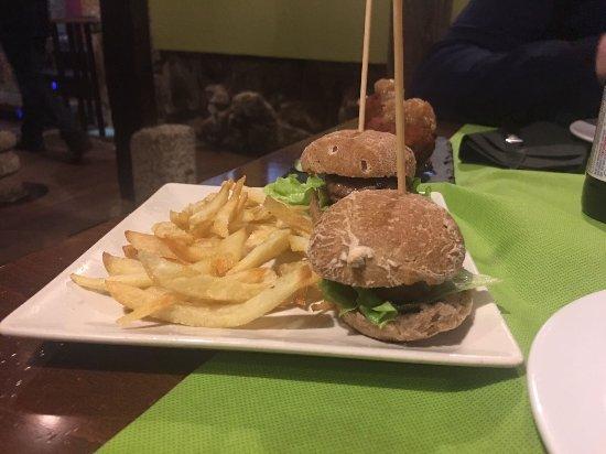 MiniHamburguesas de Boi (Riquísimas)