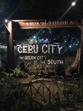 Fort San Pedro: Cebu city Queen of South