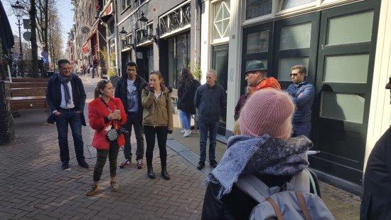 Marius free walking tour