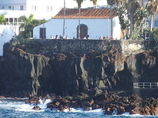 Oficina de turismo de puerto de la cruz spanje for Oficina de turismo de tenerife