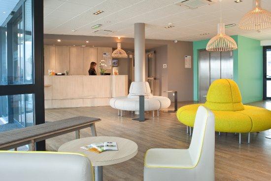 Kyriad gueret hotel france voir les tarifs 193 avis for Prix chambre kyriad