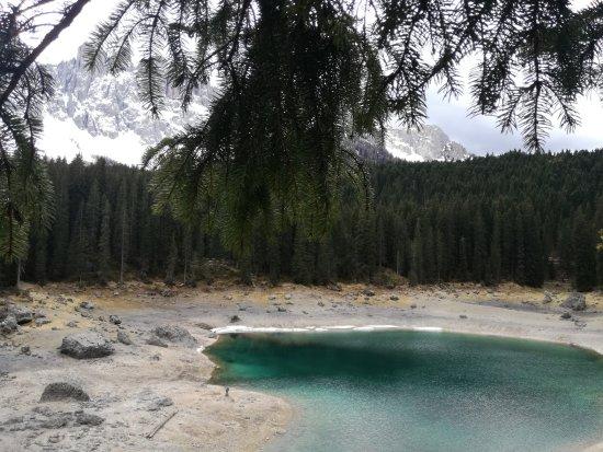 Nova Levante, Italia: Il lago