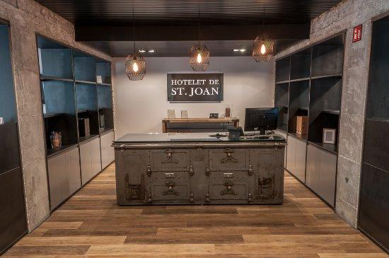 Hotelet de St. Joan