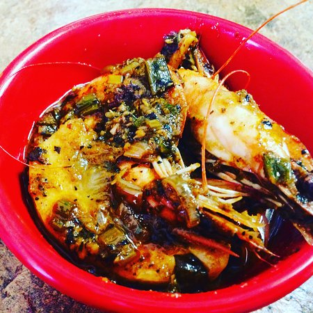 Palmdale, Californien: BBQ SHRIMP