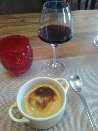 La Ferte Mace, Francja: Crème brûlée