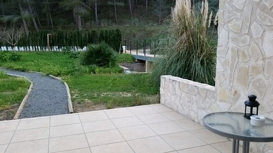 Altea la Vella, สเปน: Bungalow Terrace
