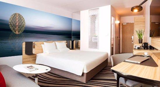 novotel poitiers site du futuroscope chasseneuil du poitou frankrig hotel anmeldelser. Black Bedroom Furniture Sets. Home Design Ideas