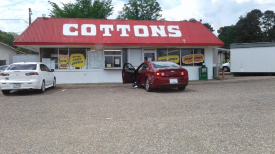 Minden, Луизиана: Cotton's Fried Chicken