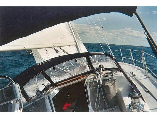 Westbrook, CT: Sailing along!