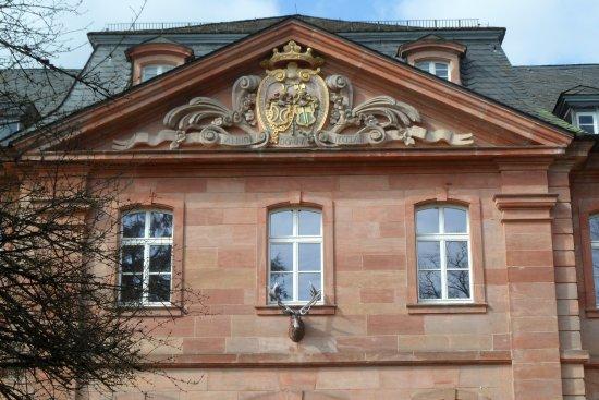 Trippstadter Schloss - Detail