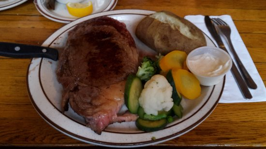 Prospect, OR: Steak