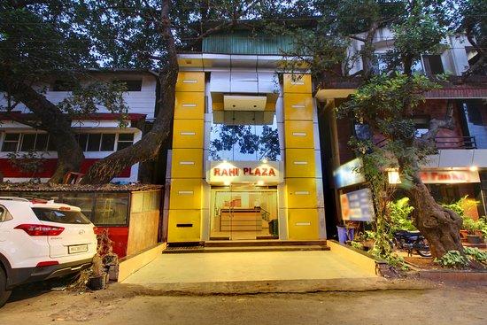 Rahi Plaza Hotel: Front Elevation