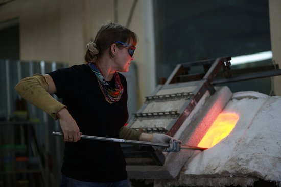 Glass-blowing Studio