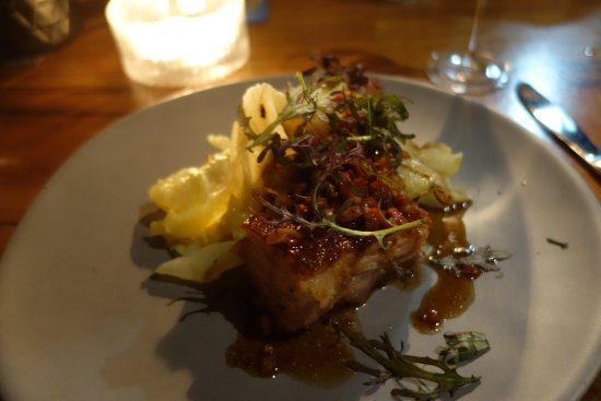 Swanbourne, Australia: Pork Belly