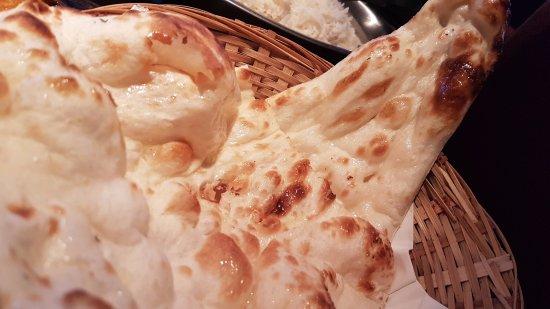 Moti Mahal: Butter Naan