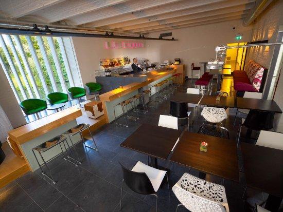 Le Coin Design bar le coin | designedbart hagenvoort - foto van teaching hotel
