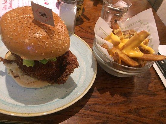 Gourmet Burger Kitchen York Review
