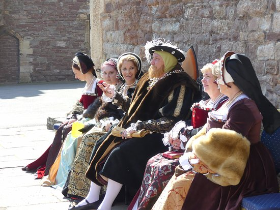 The Tudors at Berkeley Castle