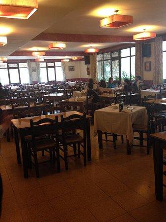 imagen Restaurant Coll de Condreu en La Vall d'en Bas
