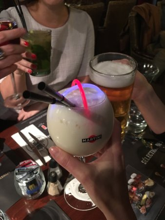 Cabries, France: pina colada, mojito et biere
