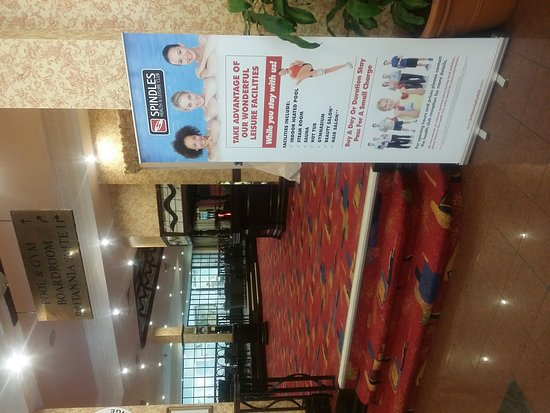 Royal Court Hotel - Coventry: 20170418_100200_large.jpg
