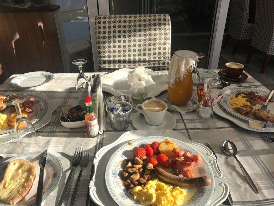 Pinelands, แอฟริกาใต้: Amazing hospitality!