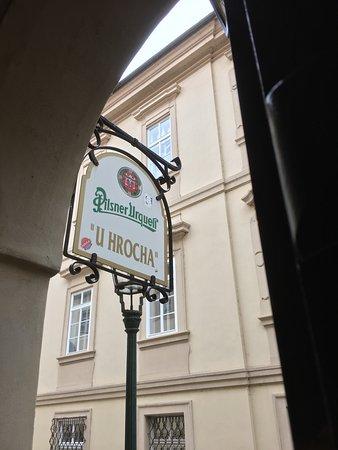 Photo of Bar U Hrocha at Thunovská, 10, Prague, Czech Republic