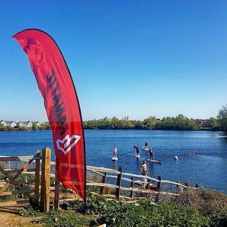 Leybourne Lakes Watersports Centre