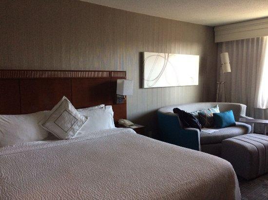 耶魯紐黑文萬怡酒店照片