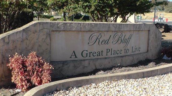 Foto de Red Bluff