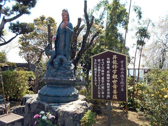Koyama Shoryudaikannon