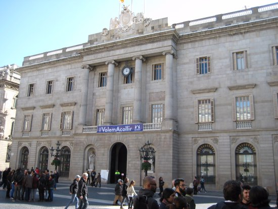 Barcelona City Hall Tourist Office