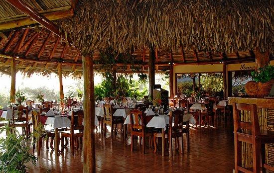 Playa Junquillal, Costa Rica: Restaurant