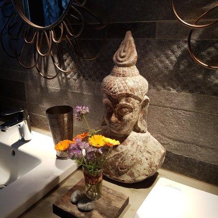 """Castillon-du-Gard, Fransa: Bathroom """"Picholine"""""""