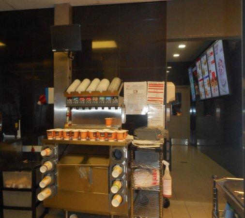 Empangeni, جنوب أفريقيا: Coffees to-go