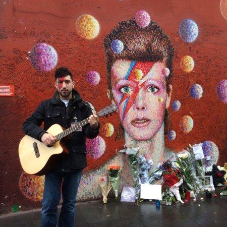 David Bowie Walking Tour : David Bowie Musical Walking Tour London