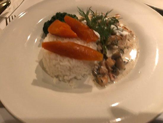 Kheiron Cafe Restaurant: Tutto squisito ...