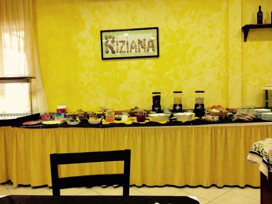 Foto di hotel riziana pinarella tripadvisor - Bagno margherita pinarella ...