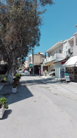 Corissia Beach Hotel: Umgebung