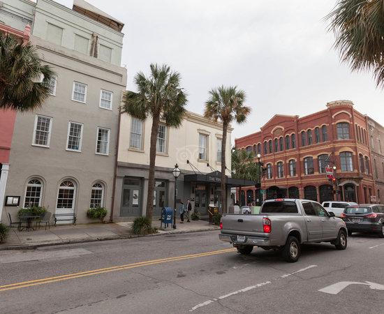 Photo of Hotel The Vendue Charleston's Art Hotel at 19 Vendue Range, Charleston, SC 29401, United States