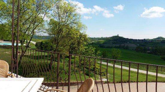 Montemagno, Italie : Un piccolo angolo di Paradiso