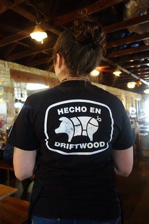 Round Rock, TX: Loved Angel's shirt!
