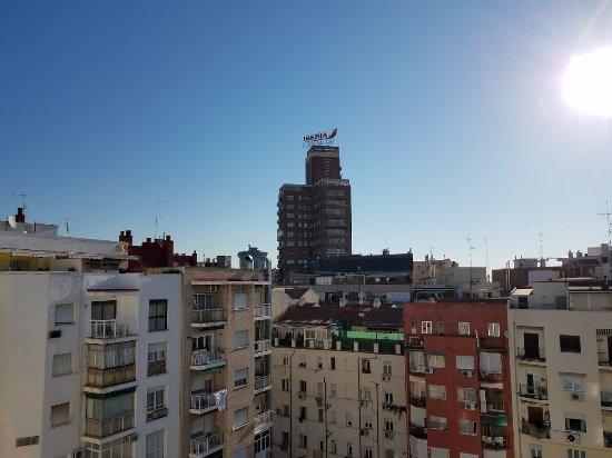NH Madrid Príncipe de Vergara: Room 805