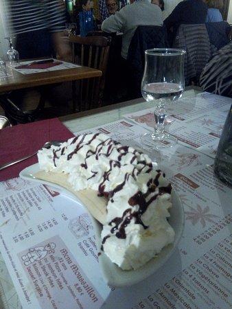 La Goelette: dessert