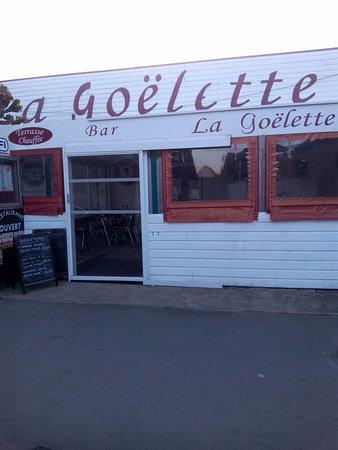 La Goelette: resto