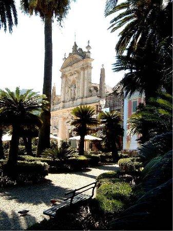 Hotel Villa Anita: Scorcio