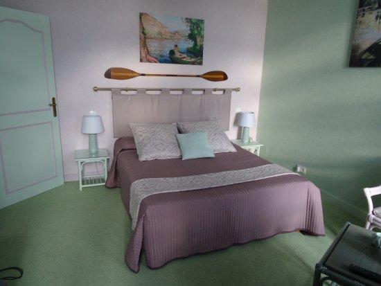 Les Andelys, France: La chambre 03.