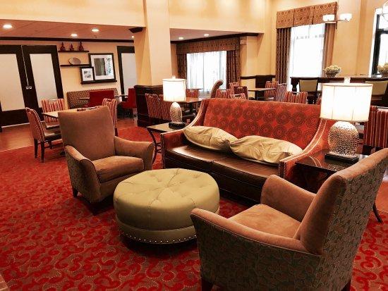 Fletcher, NC: Beautiful Lobby