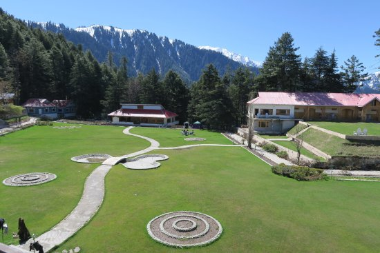 Shogran, Pakistan: Hotel's Grounds