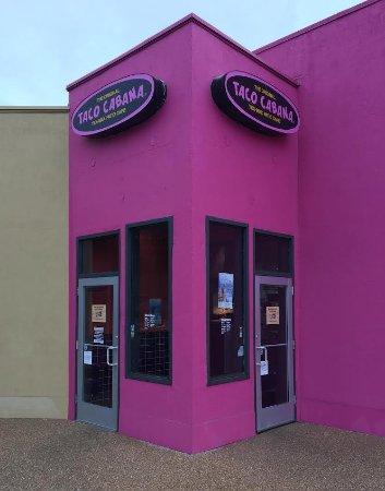 Bryan, Техас: Restaurant Entrance